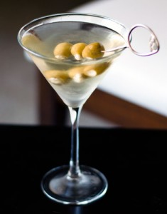 Blue Eyed Girl Martini