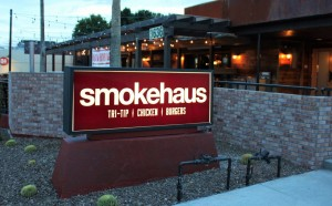 Smokehaus Front