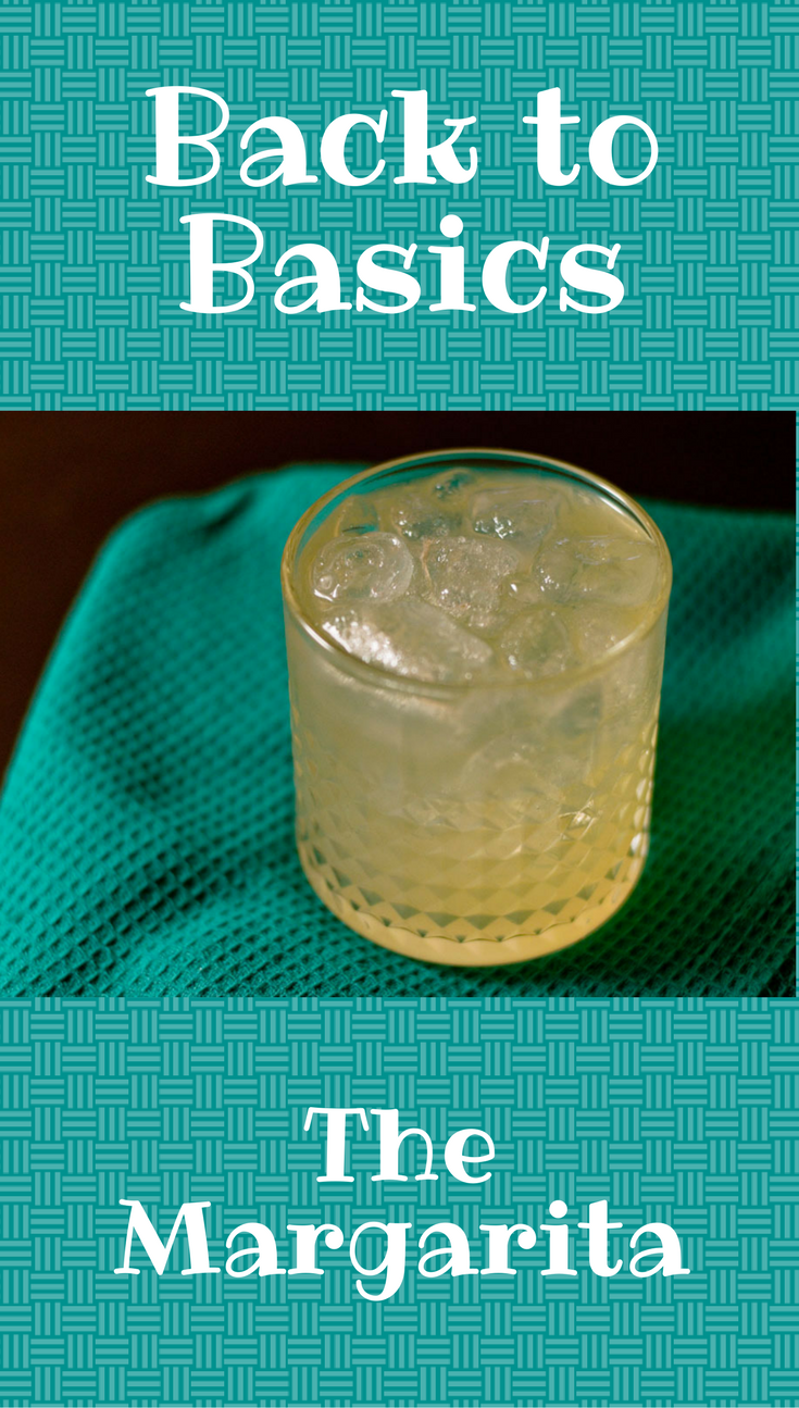 Margarita   Cocktail   The Geeks share their recipe for the perfect margarita which only has 3 ingredients! 2geekswhoeat.com