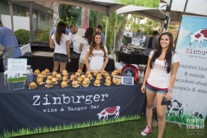 Burger Battle Zinburger