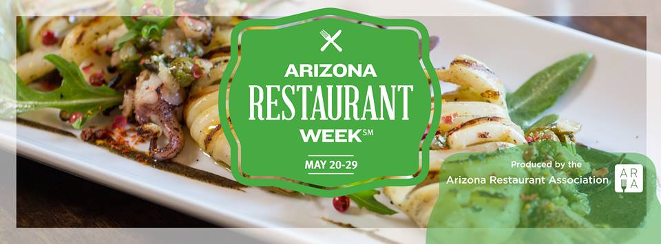 Arizona Restaurant Week Spring 2016