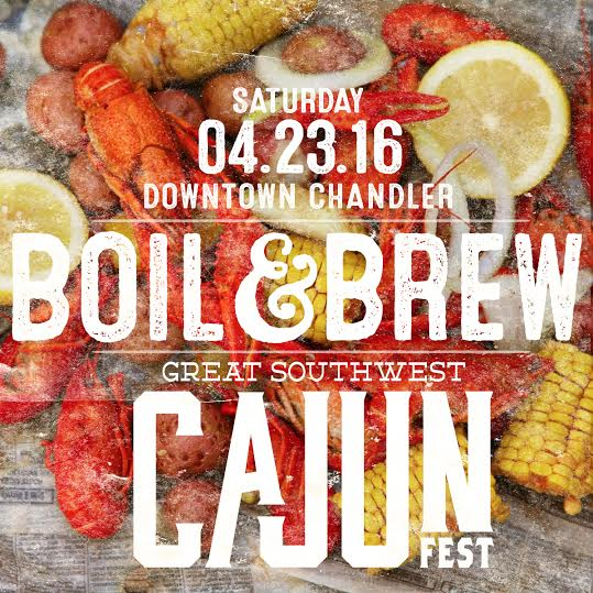 Experience New Orleans at the Southwest Cajun Fest