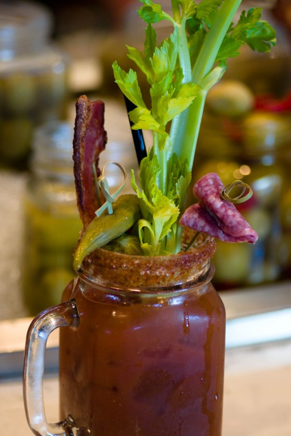 Hash Kitchen Bloody Mary
