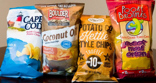 Potato Chip Throwdown