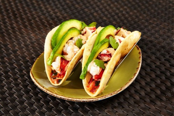Casino Arizona Talking Stick Resort Lobster Tacos