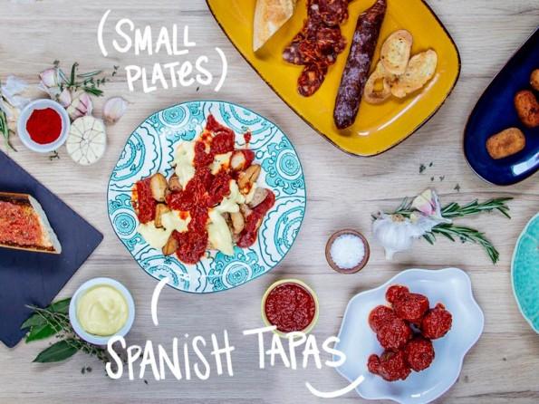 Fry's Taste of Spain
