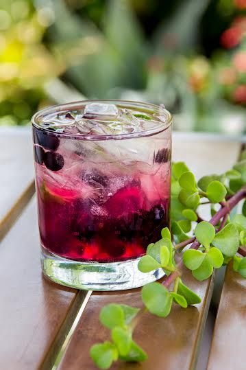 Gertrude's Berry Lemonade