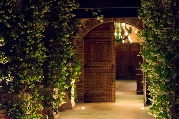 Sassi Entrance