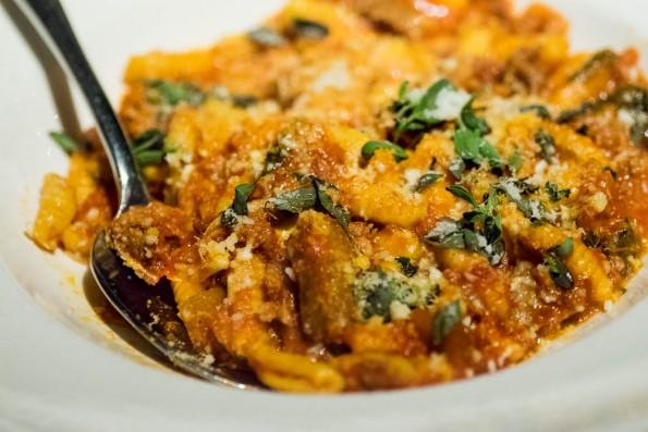 Sassi Saffron Cavatelli