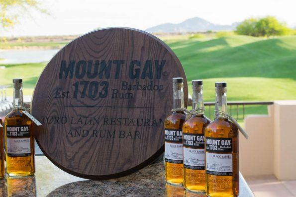 Toro Mount Gay Rum