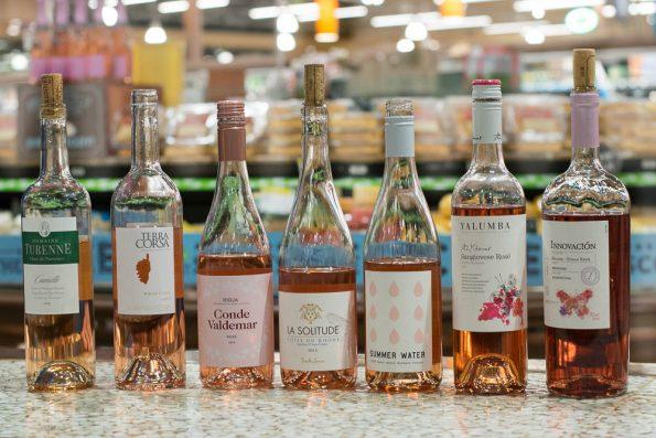 Whole Foods rosé