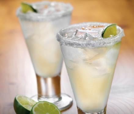 Z'Tejas Tax Day Margarita