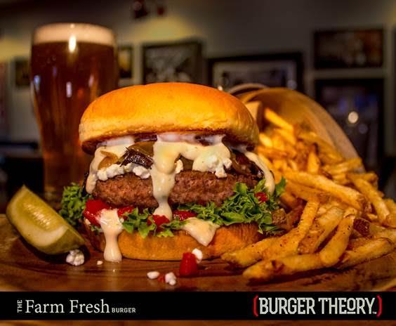 Burger Theory Burger