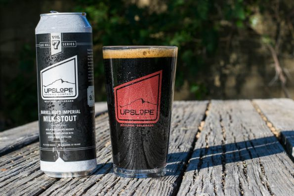 Upslope Brewing Co. Barrel Aged Imperial Stout