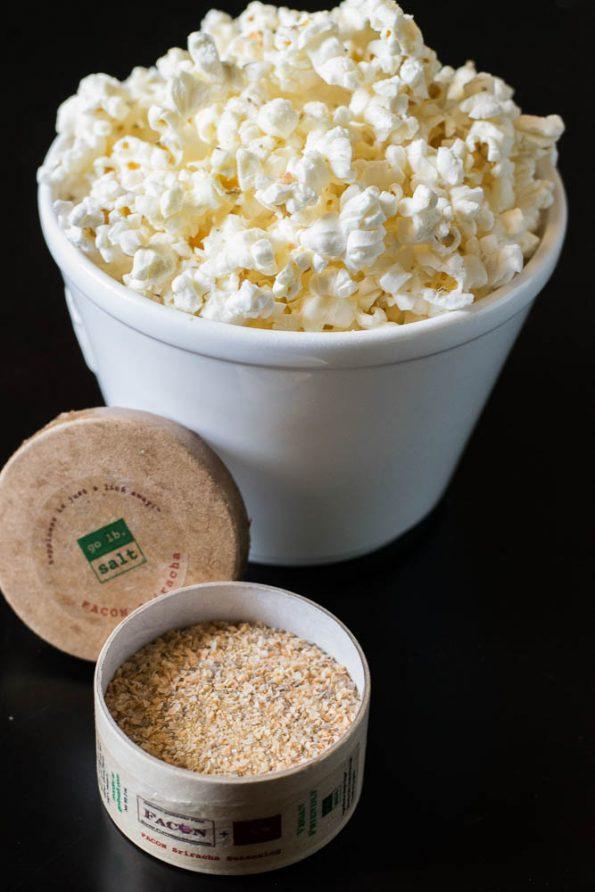 Go Lb. Salt Popcorn