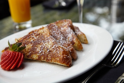 Paul Martin's Brunch French Toast