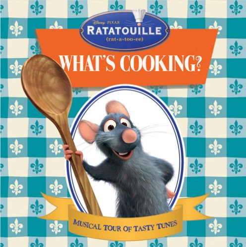 Ratatouille What's Cooking