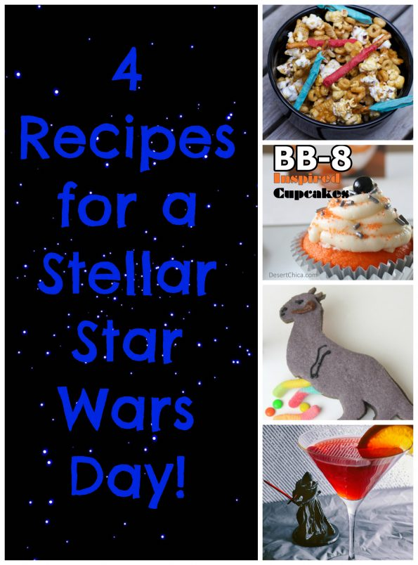Star Wars Day Collage