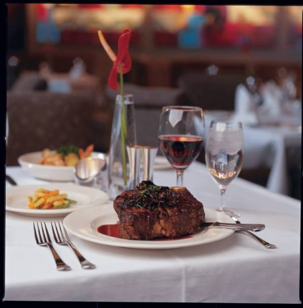 Casino Arizona Cholla Steak House