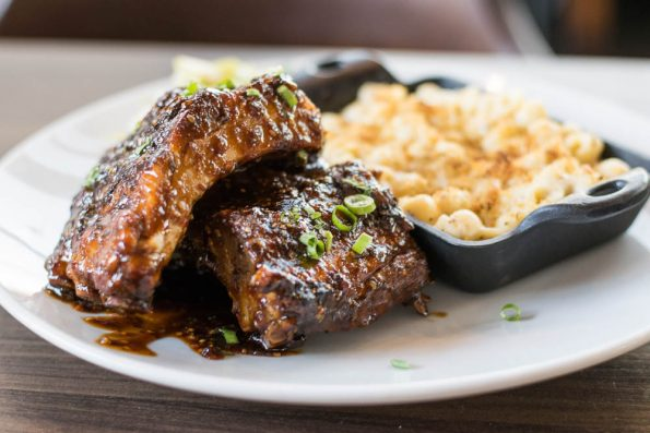 Herb Box Thai BBQ Baby Back Ribs