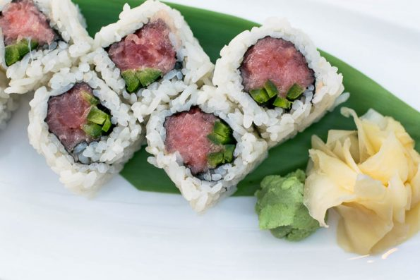 Sushi Roku Toro Jalapeno Roll
