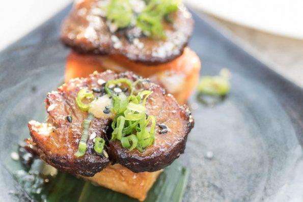 Sushi Roku Pork Belly Hanabi