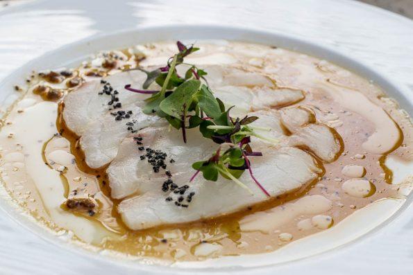 Sushi Roku Seabream Sashimi