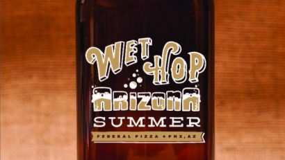 "As part of its ""Wet Hop Arizona Summer,"" Federal Pizza is offering a free growler filled with craft draft beer to anyone who picks up a drive-thru pizza."