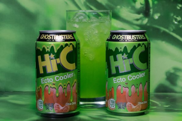 Ecto Cooler Color Change