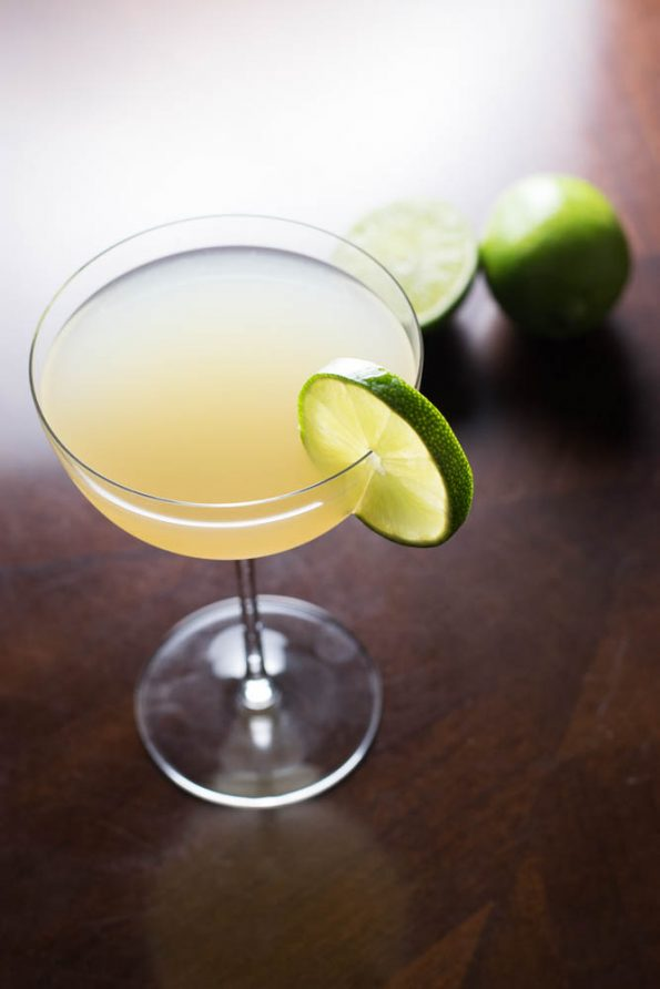 Learn how to make the Hemingway Daiquiri with The Geeks! 2geekswhoeat.com #cocktails #recipe