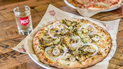 Mod Pizza The Sienna