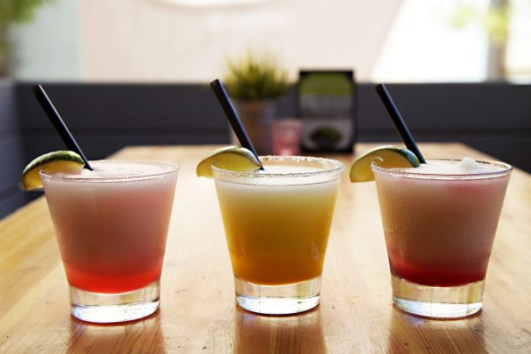 Modern Margarita Flight