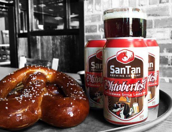 SanTan Brewing Oktoberfest Lager