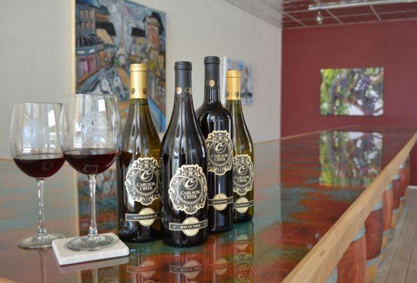 Carlson Creek Vineyard Tasting Room
