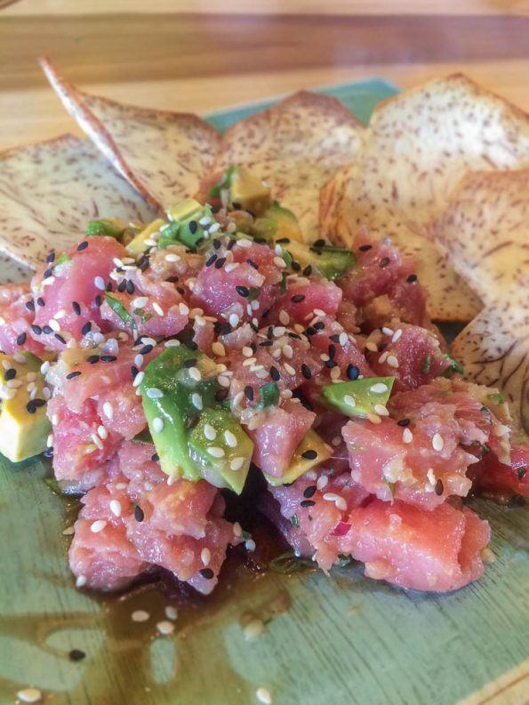 4 valley spots to get your poke fix geeks who eat for Coconut s fish cafe