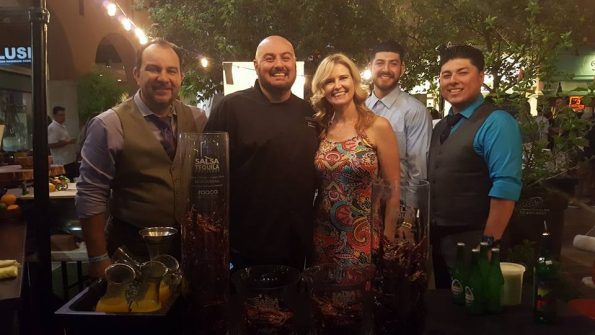 SAACA Tequila and Salsa Challenge- Marriott