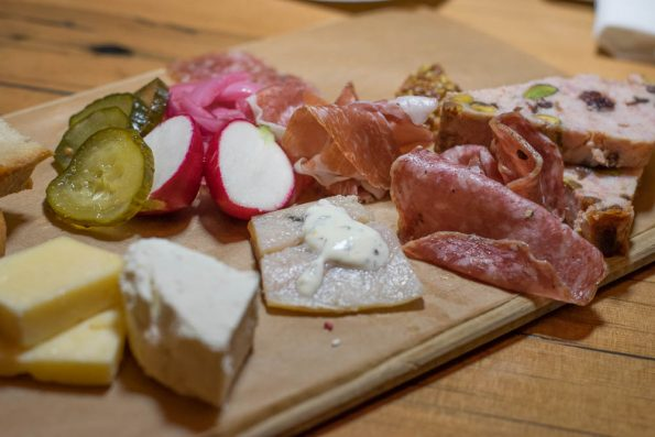 Salty Sow Charcuterie & Cheese Board