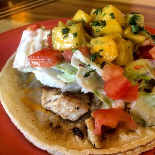 Coconut's Fish Cafe Fish Taco