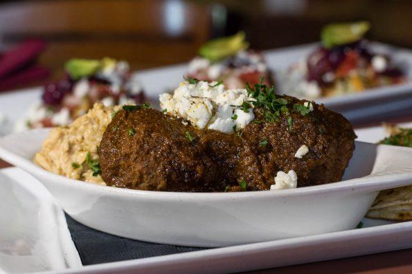 D'Vine Moroccan Meatballs