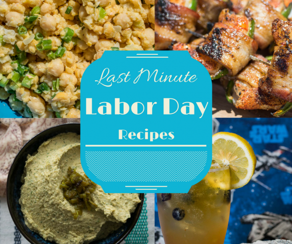 Labor Day Recipe Round Up FB