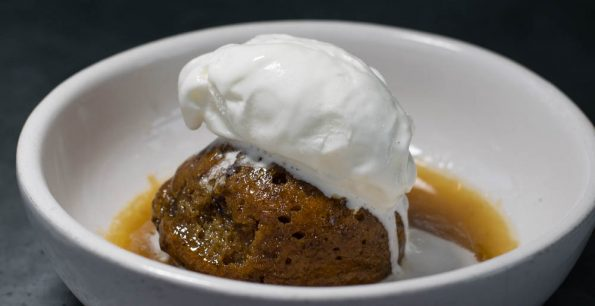 St. Francis Sticky Toffee Pudding