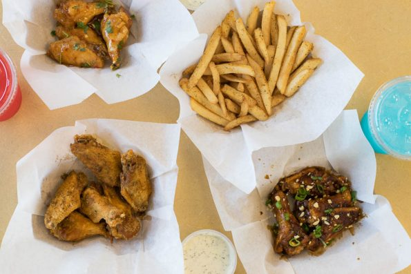 The Wing Counter Selection of Wings