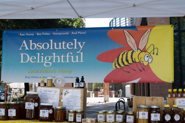 6th Street Market Honey
