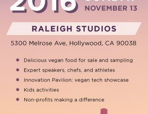 california vegetarian food festival