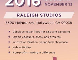 california vegetarian food festival