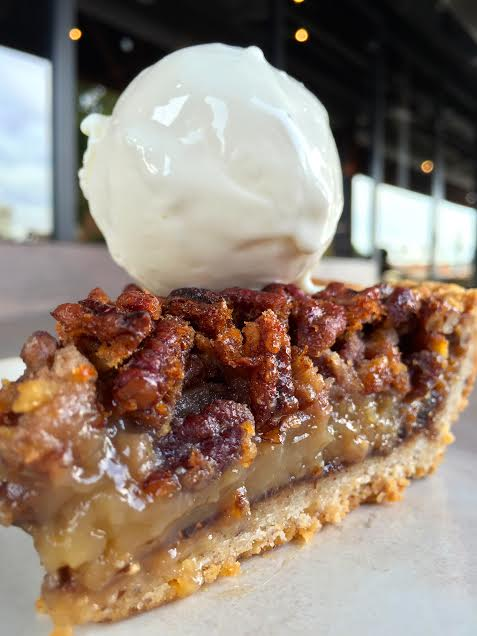 fig and pecan pie