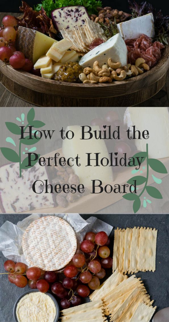 With help from Whole Foods, The Geeks show you how to make a holiday cheese board fit for royalty! 2geekswhoeat.com #Cheese #entertaining