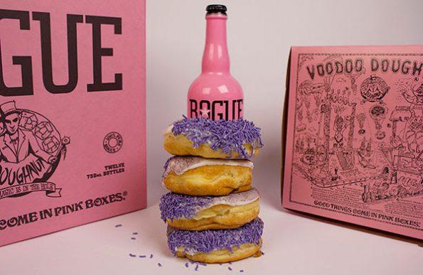 Voodoo Doughnut Grape Guerrilla