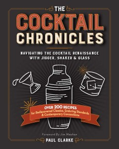 The Cocktail Chronicles is one of the gifts on The Geeks' 2016 Cocktail Gift Guide 2geekswhoeat.com #cocktails #giftguide