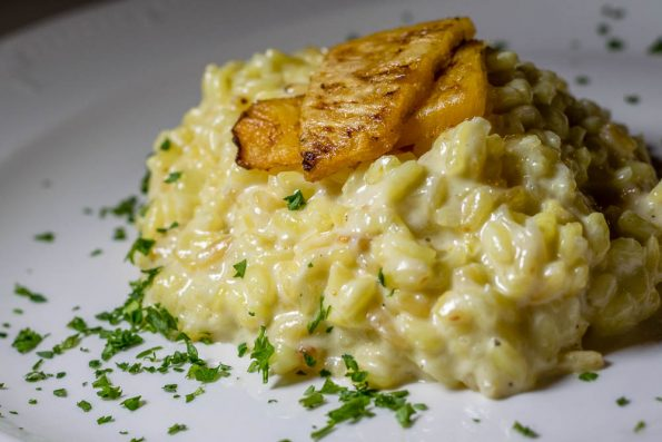 Risotto at Coup des Tartes 2geekswhoeat.com